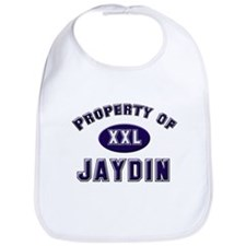 Property of jaydin Bib