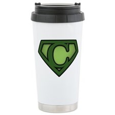 Super green c Travel Mug