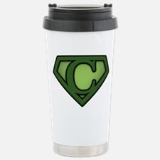 Super green c Travel Mug