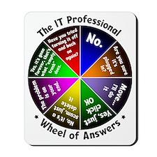 The IT Professional Mousepad