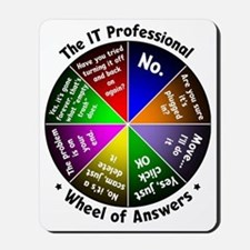 The IT Professional Mousepad