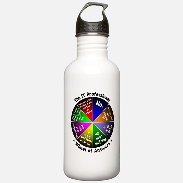 The IT Professional Water Bottle