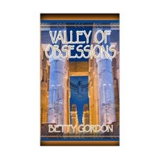 Valley of Obsessions greetiing Decal