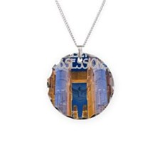 Valley of Obsessions notecar Necklace