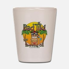Bad Tiki - Revised Shot Glass