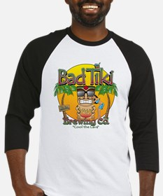 Bad Tiki - Revised Baseball Jersey