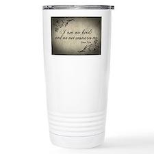 no-net-ensnares-me_12x18 Thermos Mug
