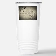 no-net-ensnares-me_12x18 Travel Mug