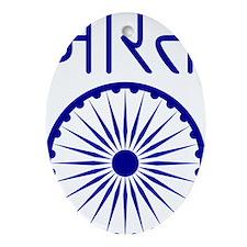 india3b Oval Ornament