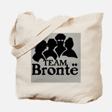 team-bronte_12x18 Tote Bag