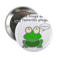 """frog-plague 2.25"""" Button"""