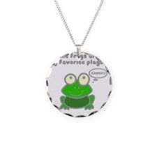 frog-plague Necklace