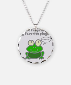 frog-plague Necklace