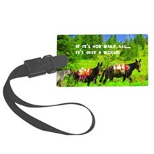 justhorse Luggage Tag