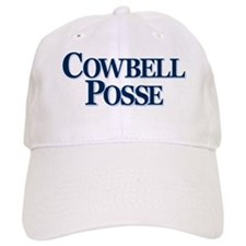 Cowbell_Posse_Logo_Stacked Baseball Cap
