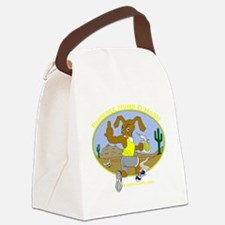 Hump Dshirt for Black Canvas Lunch Bag