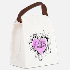 eliquidcookbook Canvas Lunch Bag