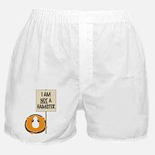 notahamster Boxer Shorts
