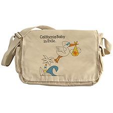 california_exile Messenger Bag