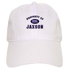 Property of jaxson Baseball Cap
