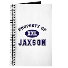 Property of jaxson Journal