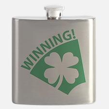 PattysWinning Flask