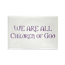 Children of God Rectangle Magnet (10 pack)