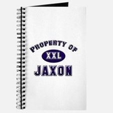 Property of jaxon Journal