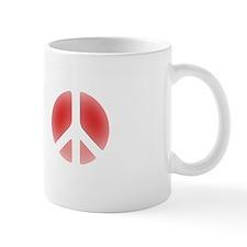 peace japan faded Mug