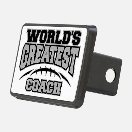 Worlds Greatest Football C Hitch Cover