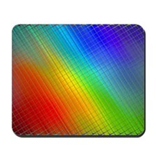 rainbow 2 Mousepad