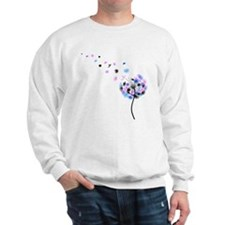 Dandelion rainbow Sweatshirt