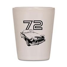 MG 1972 copy Shot Glass