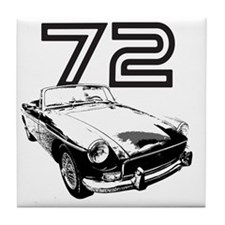 MG 1972 copy Tile Coaster