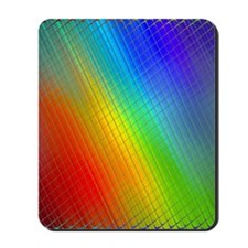 rainbow 21 Mousepad