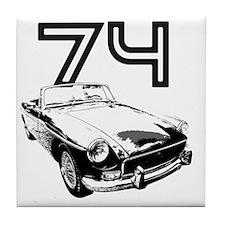MG 1974 copy Tile Coaster