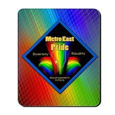 rainbow 22 Mousepad