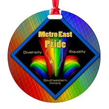 rainbow 22 Ornament