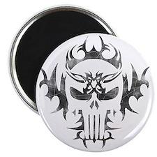 Punisher Skull Magnet