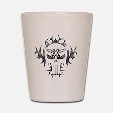 Punisher Skull Shot Glass