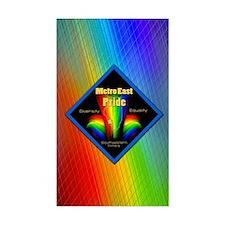 rainbow 24 Decal