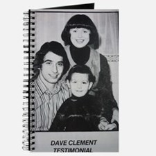 DAVE CLEMENT Journal