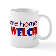 homecoming welch Mug