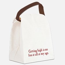 getting-high3 Canvas Lunch Bag