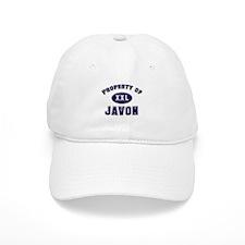 Property of javon Baseball Cap