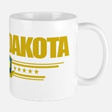 South Dakota (Flag 10) pocket Mug