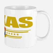 Texas (Flag 10) pocket Mug