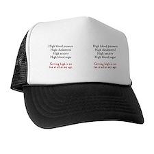 getting-high_mug2 Trucker Hat