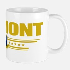 Vermont (Flag 10) pocket Mug
