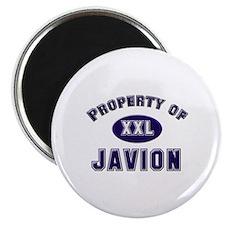 Property of javion Magnet